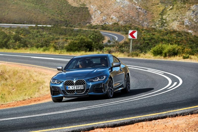 2021 BMW 4 Series Coupe Powertrain and Performance Explained