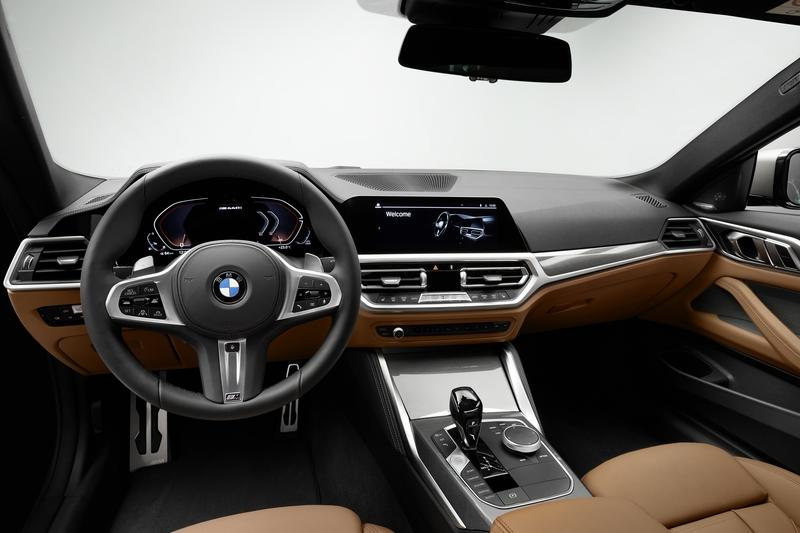 2021 BMW 4 Series Coupé - Everything You Need to Know Interior - image 909408