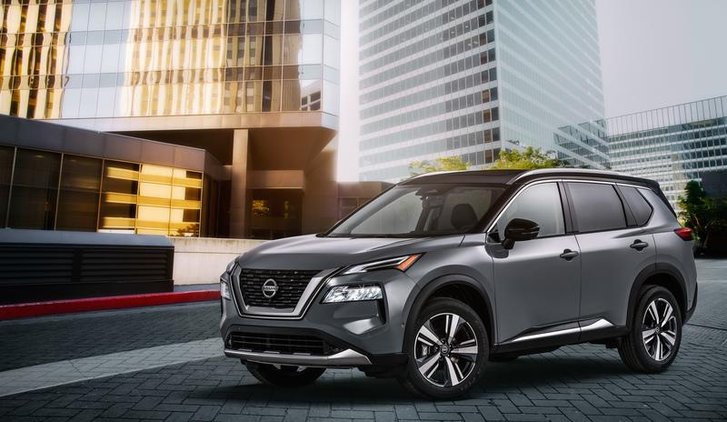2021 Nissan Rogue - Juke-Like Exterior DNA, Impressive Interior, Subpar Performance