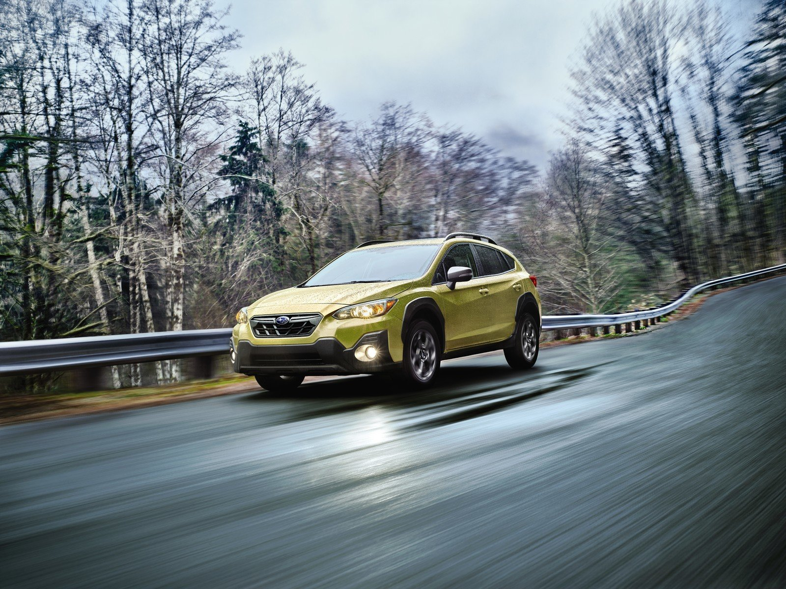 2021 subaru crosstrek review  more power better looks