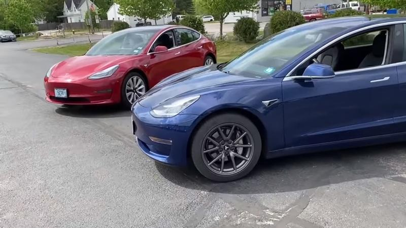 A Private Garage Can Give Your Tesla Model 3 an Acceleration Boost For Half the Cost