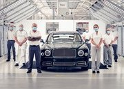 After More Than A Decade, Bentley Ends Production Of The Mulsanne - image 915425