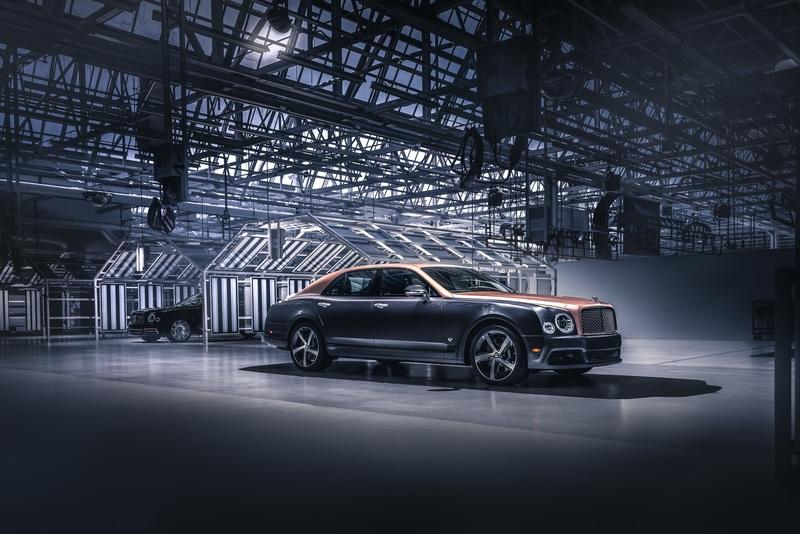 After More Than A Decade, Bentley Ends Production Of The Mulsanne