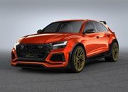 2020 Audi RS Q8 By Lumma Design - image 913140