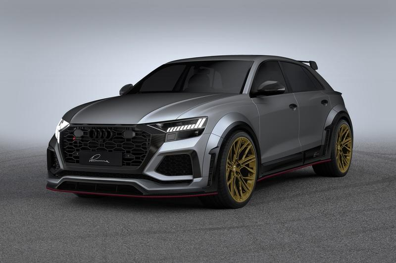 2020 Audi RS Q8 By Lumma Design Exterior - image 913154