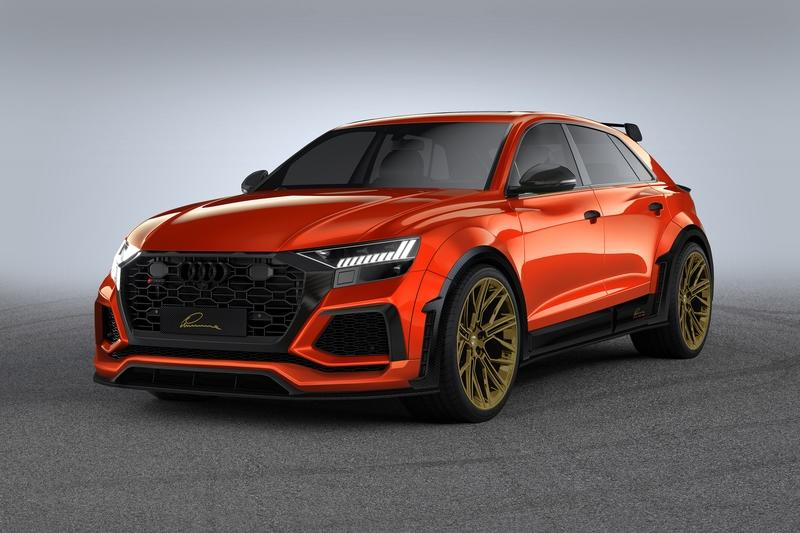2020 Audi RS Q8 By Lumma Design