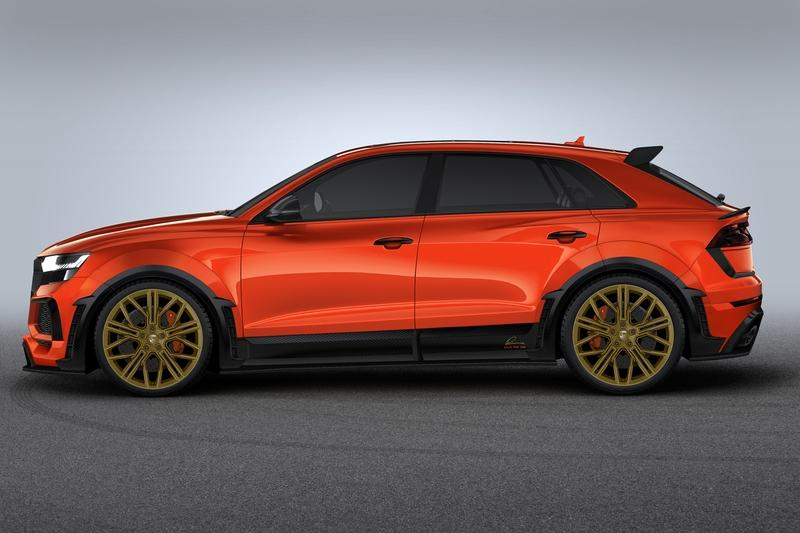2020 Audi RS Q8 By Lumma Design Exterior - image 913130