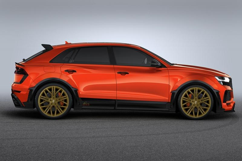 2020 Audi RS Q8 By Lumma Design Exterior - image 913131