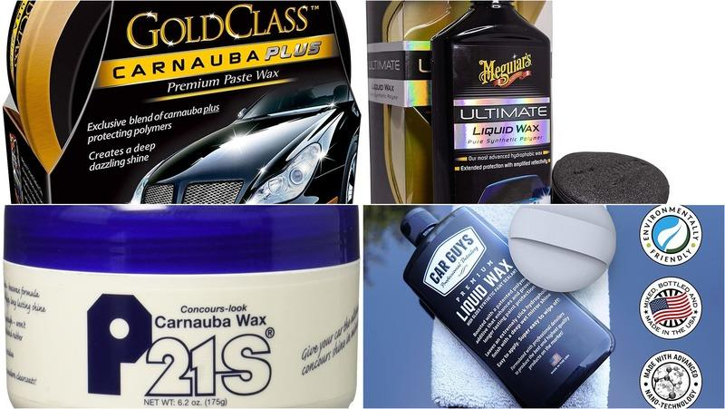 Best Car Wax Buying Guide (2020)
