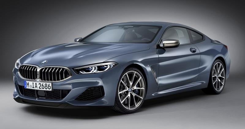 2020 BMW 8 Series Golden Thunder Edition