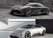 Can the Koenigsegg Gemera and the Polestar Precept Concept Morph Into an Awesome Electric Supercar? - image 910063