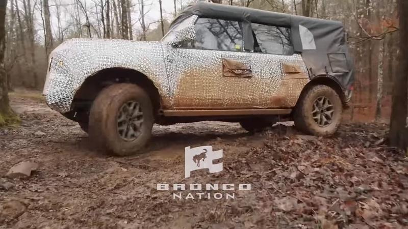 Watch in Amazement As The 2021 Ford Bronco Takes On The Wild With Ease - image 909243