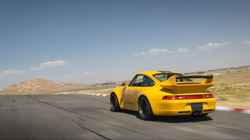 Check Out This Awesome Review of a Street-Legal Gunther Werks 993 Porsche 911