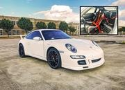 Crazy Car for Sale: Center-Drive 2008 Porsche 911 Carrera S Turned GT3 - image 912151