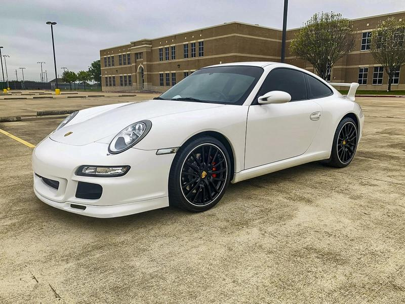 Crazy Car for Sale: Center-Drive 2008 Porsche 911 Carrera S Turned GT3 Exterior - image 912153
