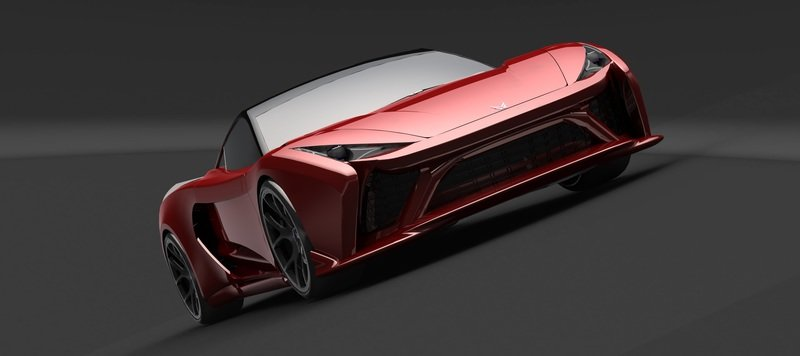 Elektron Innovativ To Debut A 1,300-Horsepower Electric Hypercar At The 2021 Geneva Motor Show