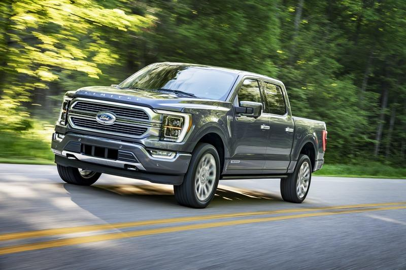 Ford Announces The Power Output Figures For Every Engine Option On The 2021 F-150