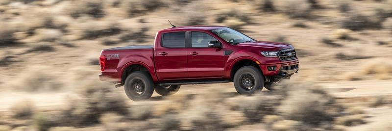Ford Kicks Things Up a Notch With Three Off-Road Packages for the 2019-2020 Ranger Pickup