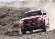 Ford Kicks Things Up a Notch With Three Off-Road Packages for the 2019-2020 Ranger Pickup - image 916118