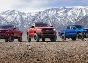Ford Kicks Things Up a Notch With Three Off-Road Packages for the 2019-2020 Ranger Pickup - image 916133
