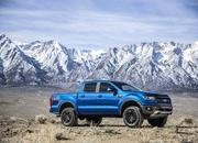 Ford Kicks Things Up a Notch With Three Off-Road Packages for the 2019-2020 Ranger Pickup - image 916105