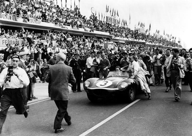 From the '50s to the '00s, Here Are Some Legendary Le Mans Moments