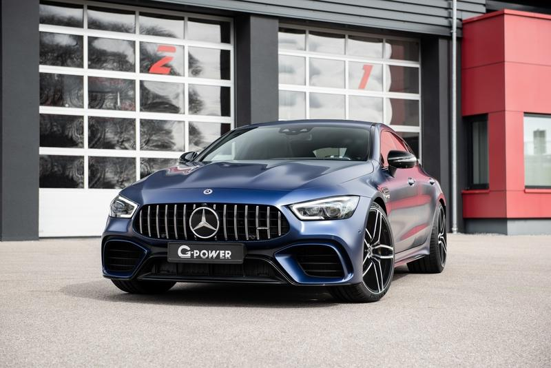 2020 Mercedes-AMG GP 63 Bi-TURBO by G-Power