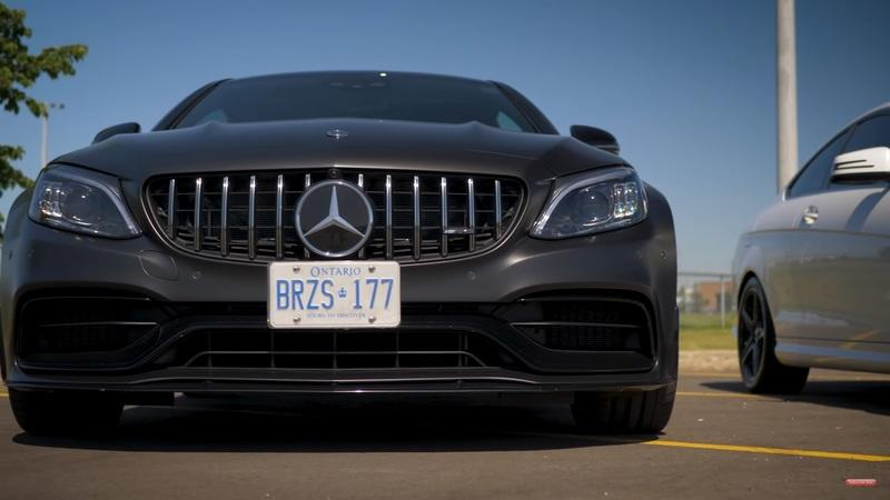 Generation Gap: Is the 2020 Mercedes-AMG C63 S Better Than the 2013 Model? - image 915640