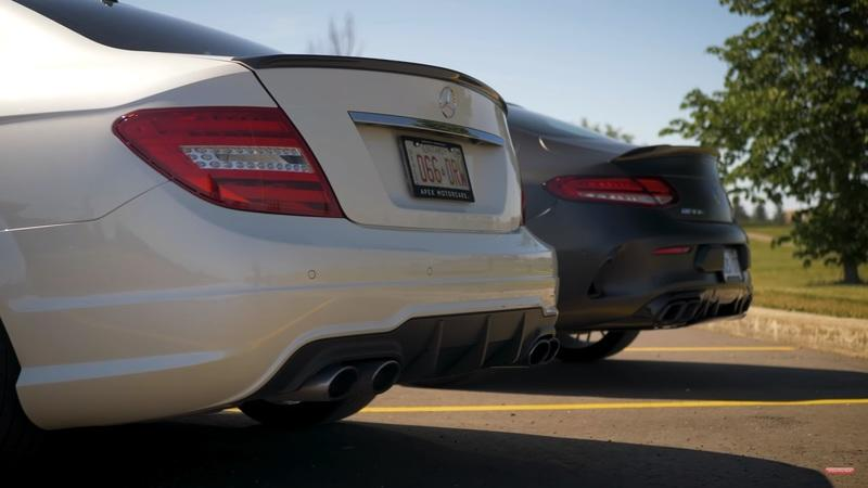Generation Gap: Is the 2020 Mercedes-AMG C63 S Better Than the 2013 Model? - image 915643