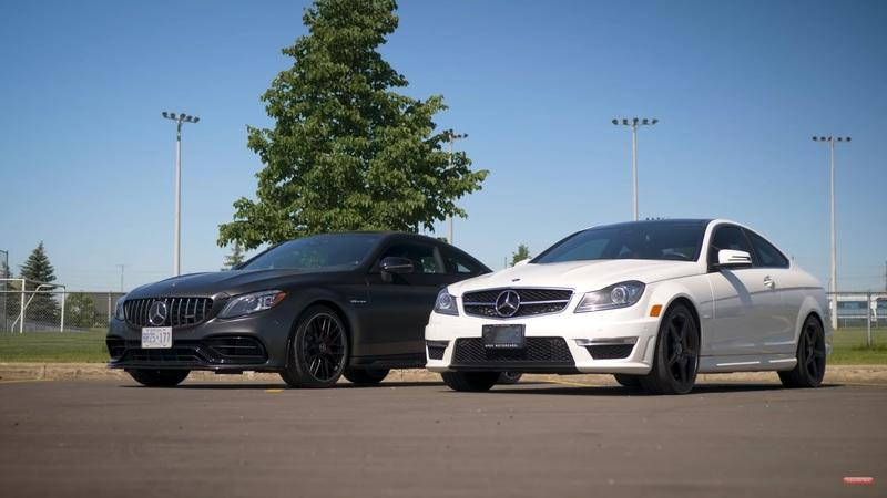 Generation Gap: Is the 2020 Mercedes-AMG C63 S Better Than the 2013 Model?