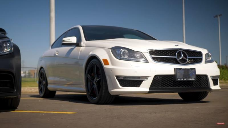 Generation Gap: Is the 2020 Mercedes-AMG C63 S Better Than the 2013 Model? - image 915638