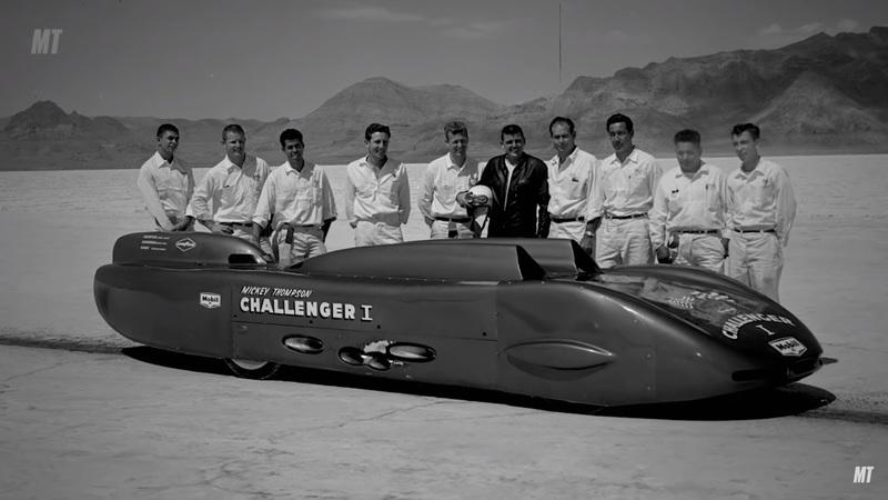 Here's Everything You Need to Know About Mickey Thompson - the First American to Hit 400 MPH