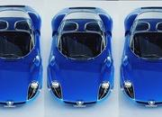 The Blue Alfa Romeo Tipo 33 Stradale Is Real, Although It Doesn't Seem Like It - image 911082