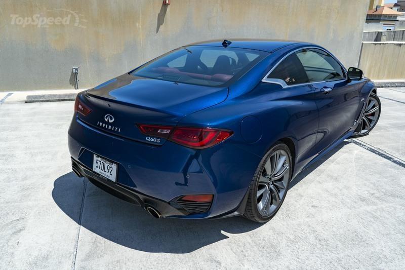 2020 Infiniti Q60 Redsport - Driven Review and Impressions - image 909894