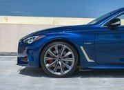 2020 Infiniti Q60 Redsport - Driven Review and Impressions - image 909986