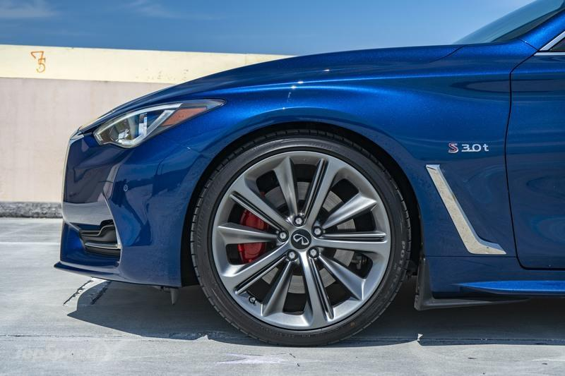 2020 Infiniti Q60 Redsport - Driven Review and Impressions - image 909991
