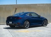 2020 Infiniti Q60 Redsport - Driven Review and Impressions - image 909996
