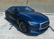 2020 Infiniti Q60 Redsport - Driven Review and Impressions - image 909897