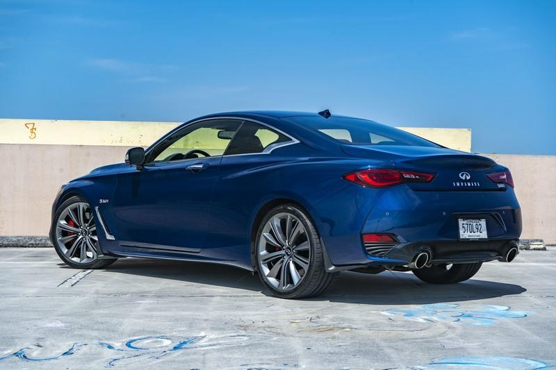 2020 Infiniti Q60 Redsport - Driven Review and Impressions - image 909905