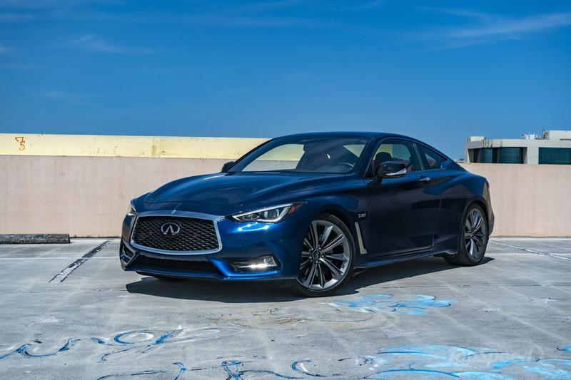 2020 Infiniti Q60 Redsport - Driven Review and Impressions