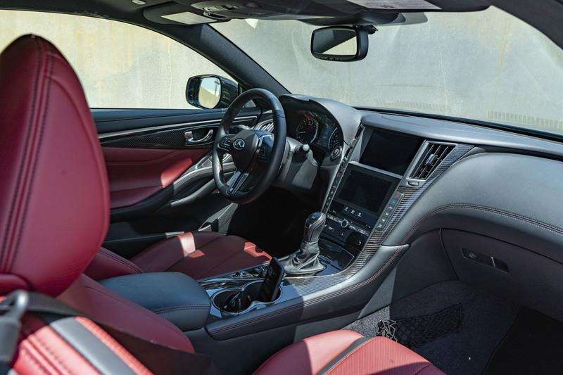 2020 Infiniti Q60 Redsport - Driven Review and Impressions - image 909940