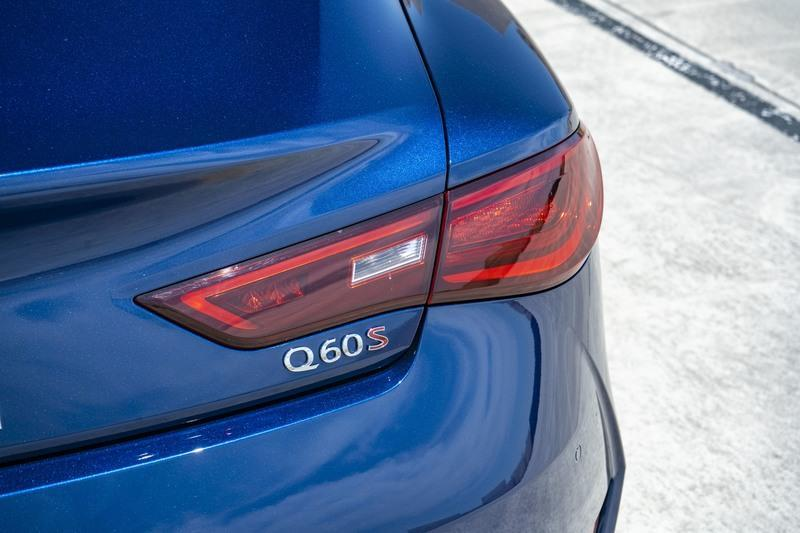 2020 Infiniti Q60 Redsport - Driven Review and Impressions - image 909961