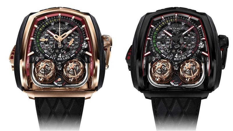 Jacob&Co Twin Turbo Furious Bugatti 300+ - Or How to Spend $580k On a Watch