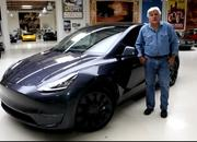 Jay Leno Has Nothing Bad to Say about the Tesla Model Y - image 914961