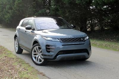 2020 Land Rover Range Rover Evoque - Driven