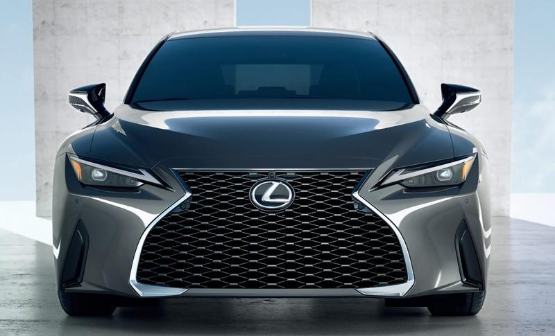2021 lexus is - new and improved in some areas