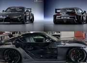 Liberty Walk Has Created the Craziest Wide Body Kit for the 2020 A90 Toyota Supra - image 911775