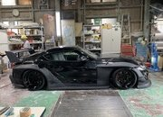 Liberty Walk Has Created the Craziest Wide Body Kit for the 2020 A90 Toyota Supra - image 911778