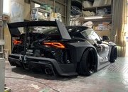 Liberty Walk Has Created the Craziest Wide Body Kit for the 2020 A90 Toyota Supra - image 911779