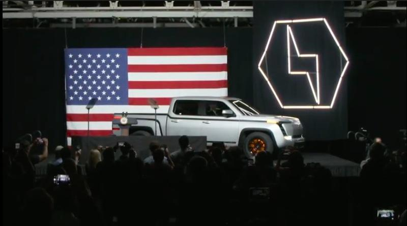 Lordstown Unveils The Endurance Electric Pickup Truck Exterior - image 915557